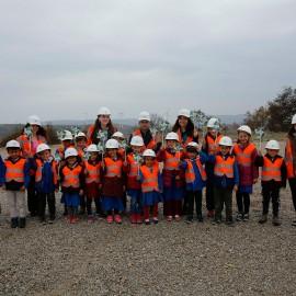 'Rüzgar ile Aydınlanmış Çocuklar'