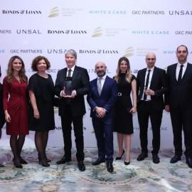 Finance Award to Cıngıllı SEPP