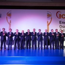 ICCI 2011 Rüzgar Kategorisi'nde Soma Rüzgar Enerji Santrali 'Başarı Ödülü' Aldı